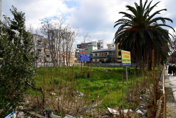 Στο Δήμο Λαρισαίων το οικόπεδο του ΙΚΑ – Θα μετατραπεί σε χώρο πρασίνου