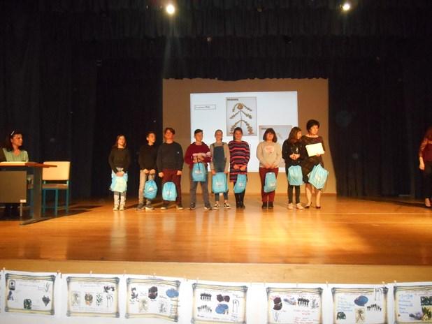 Διάκριση μαθητών του δημοτικού σχολείου Κοιλάδας στο διαγωνισμό Γαλλοφωνίας
