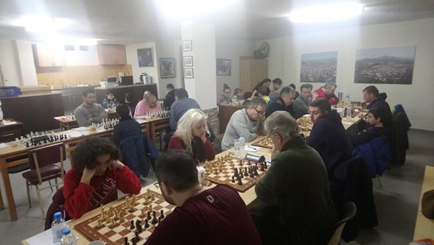 Πρωταθλητής Θεσσαλίας ο Σύλλογος Σκακιστών Λάρισας