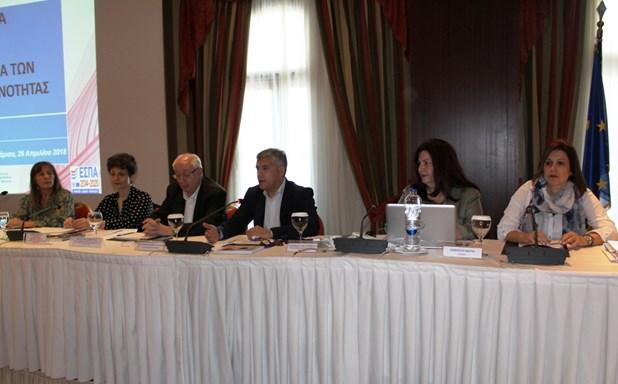 23 Κέντρα Κοινότητας σε ολόκληρη τη Θεσσαλία με 13.000 ωφελούμενους