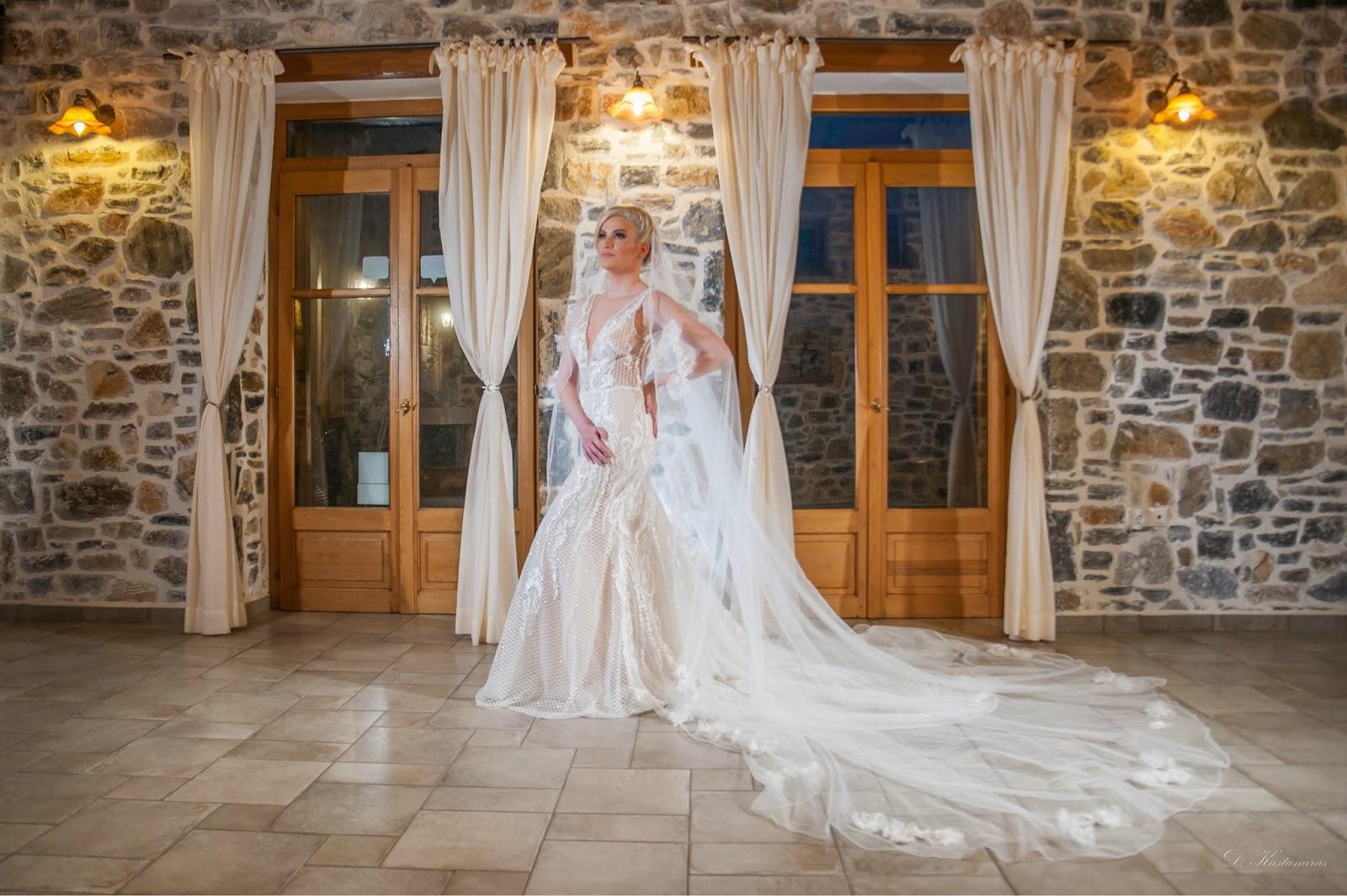 ΟΙΚΟΣ ΝΥΦΙΚΩΝ LILIAN - LILIAN WEDDING DRESSES 2018