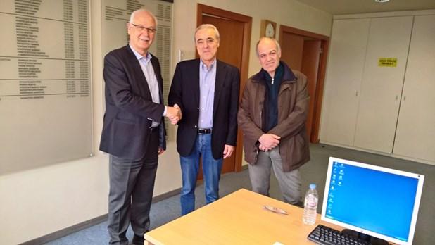 Σχέδια για μονάδα βιοαερίου στη Λάρισα - Υπεγράφη προγραμματική σύμβαση