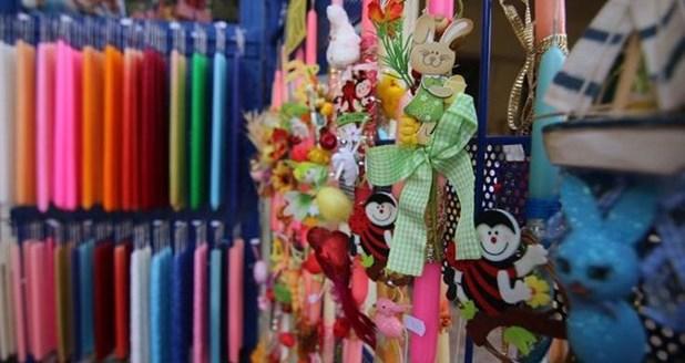 Πιο χαμηλός ο φετινός τζίρος του Πάσχα στα εμπορικά της Λάρισας