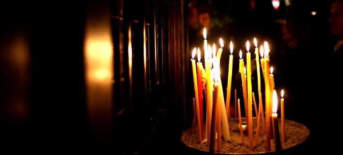 Σκιάθος: Κατανυκτική η Μεγάλη Παρασκευή- Επιτάφιος όπως στα μοναστήρια του Αγίου Ορους