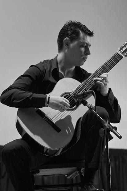 Ρεσιτάλ κιθάρας από το Σύγχρονο Ωδείο Λάρισας