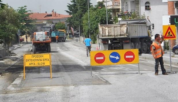 Έκλεισε για δύο μήνες η οδός Μανδηλαρά