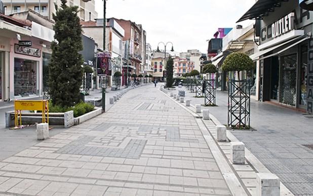 Aλλαγές στις οδούς Βενιζέλου και Φιλελλήνων - Υπεγράφη η σύμβαση