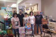 Προσφορά παιχνιδιών στο Κοινωνικό Παντοπωλείο Λάρισας