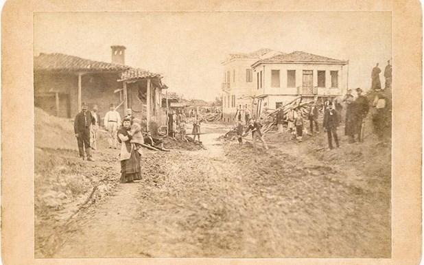 Η πλημμύρα στη Λάρισα του 1883 με νέο φως