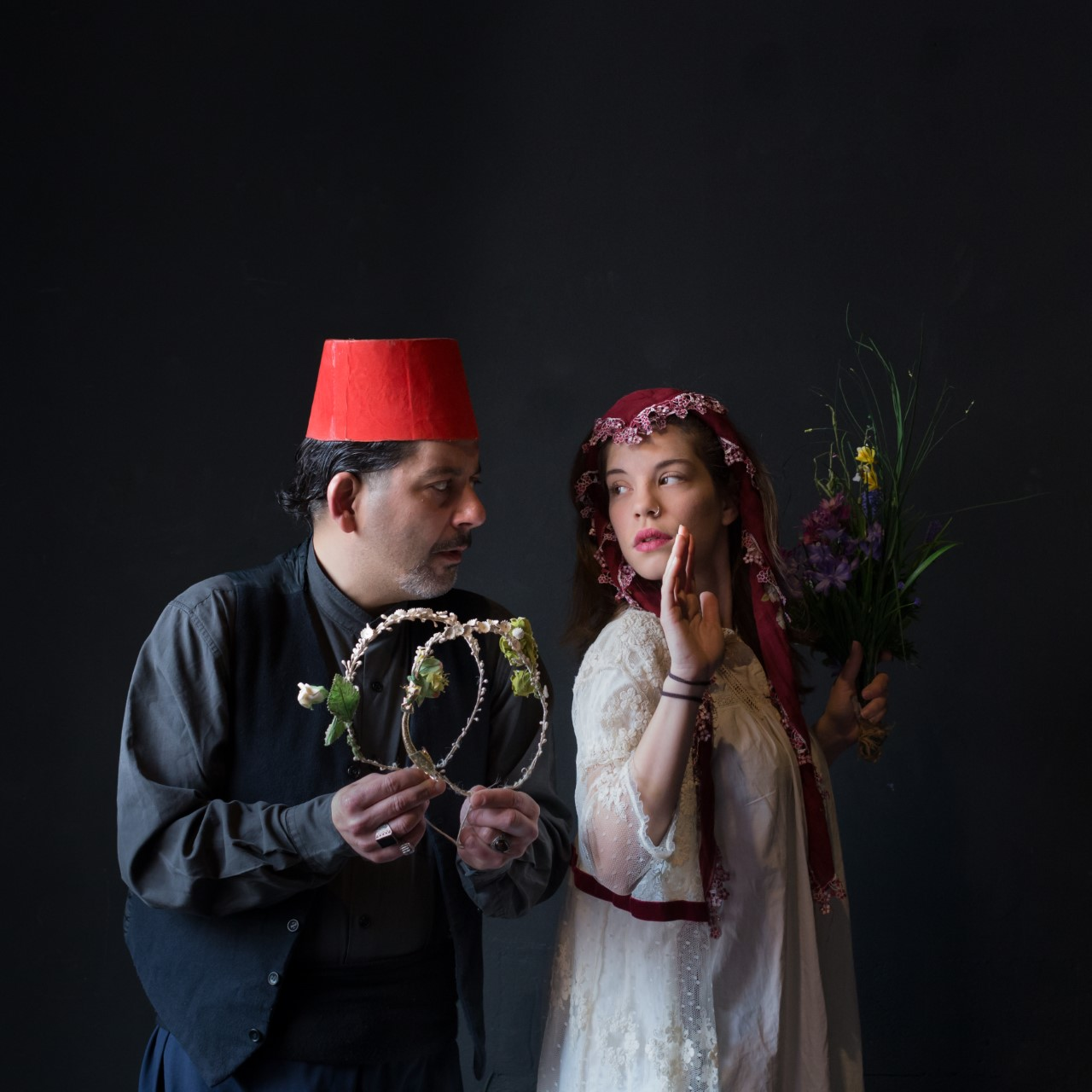 «Ο γάμος του Καραχμέτη» την Τετάρτη 23 Μαΐου στη Λάρισα, στο Θεσσαλικό Θέατρο