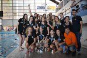 Πανηγυρικά στην Α1 η γυναικεία ομάδα πόλο του ΝΟ Λάρισας