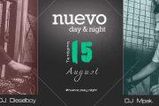 15/08: Summer Party με Dj Dieselboy & Dj MPAK στο Nuevo Day & Night στους Γόννους Λάρισας