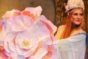 """«Η Νεράιδα του Φεγγαριού"""" με τη Σάρα Εσκενάζη στη Λάρισα"""