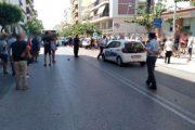 Σκληρές εικόνες σε φοβερό τροχαίο - Σκοτώθηκε ο οδηγός μηχανής