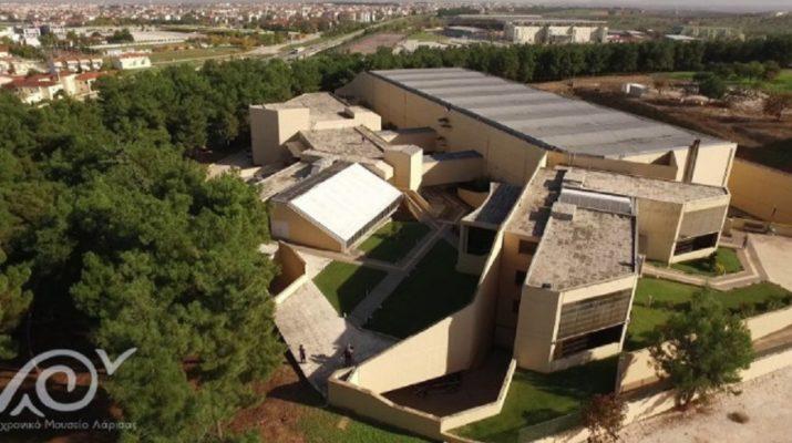 Το Διαχρονικό Μουσείο Λάρισας υποψήφιο για το βραβείο Museums in Short 2018