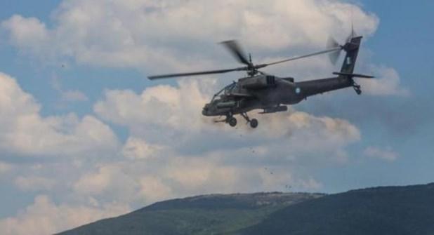 Πάνω από 40 Αμερικανικά ελικόπτερα στο Στεφανοβίκειο για άσκηση