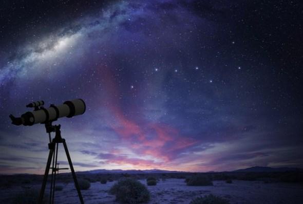 Σεμινάριο αστρονομίας στο Γαλλικό Ινστιτούτο Λάρισας