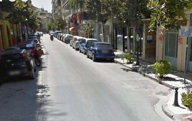 Ελεγχόμενη στάθμευση με τρεις ζώνες στο κέντρο της Λάρισας