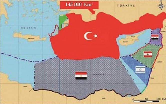 «Σχέδιο εισβολής από την Κρήτη» βλέπει τουρκική φιλοκυβερνητική εφημερίδα