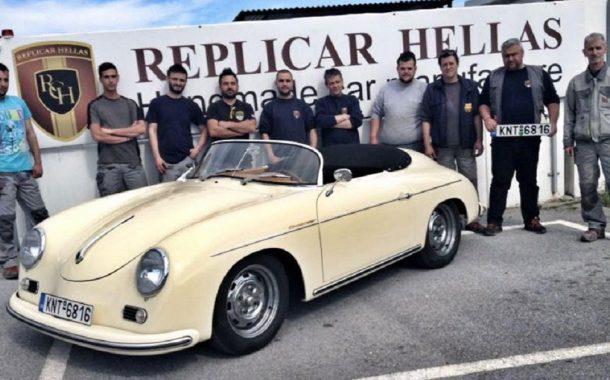 Η ελληνική εταιρεία στην Κατερίνη που κατασκευάζει χειροποίητα πολυτελή αυτοκίνητα (Φώτο)