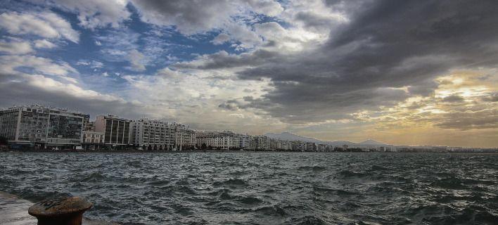 Αισθητή πτώση της θερμοκρασίας σήμερα -Εως 9 μποφόρ οι άνεμοι στο Αιγαίο