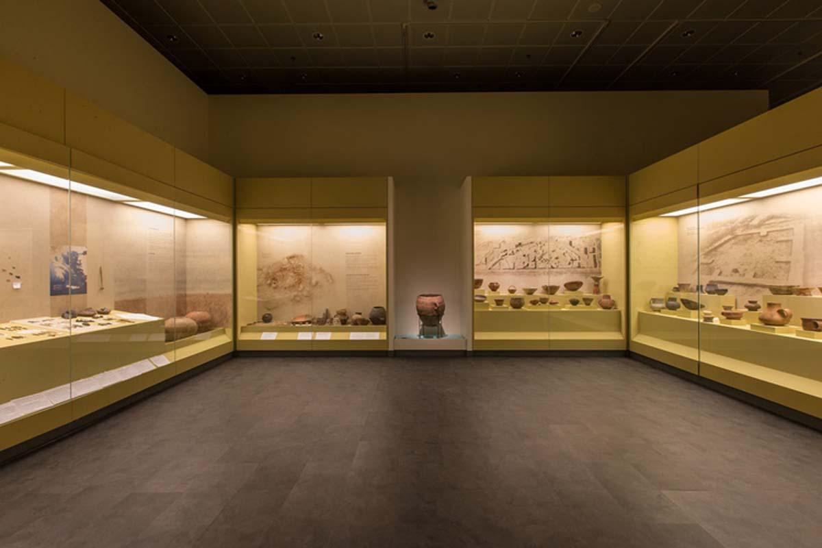 Συμμετοχή της Εφορείας Αρχαιοτήτων Λάρισας στον εορτασμό της Διεθνούς Ημέρας Μουσείων 2021