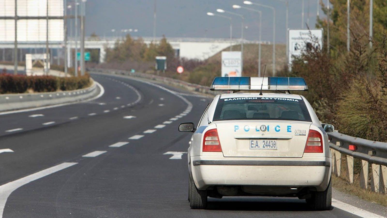 Οδηγούσε στο αντίθετο ρεύμα στην Εθνική Οδό Λάρισας - Θεσσαλονίκης!