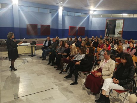 Ενημερωτική συνάντηση Γονέων και Κηδεμόνων στο 9ο Γυμνάσιο Λάρισας