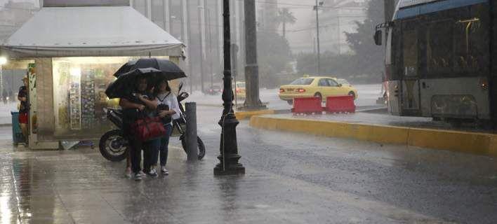 Βροχές και καταιγίδες σήμερα -Πού θα είναι πιο έντονα τα φαινόμενα