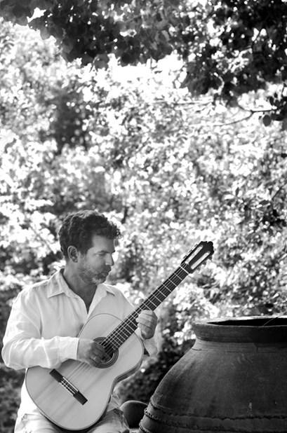 Ρεσιτάλ κλασικής κιθάρας του Σπύρου Καβαλλιεράτου στο ΔΩΛ