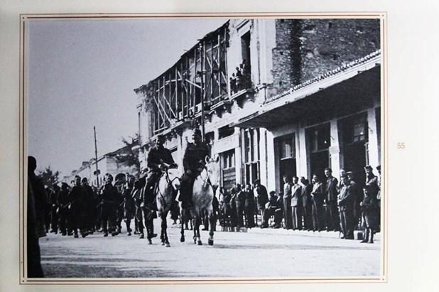 Το πρόγραμμα των εκδηλώσεων για την απελευθέρωση της Λάρισας από την Γερμανική Κατοχή