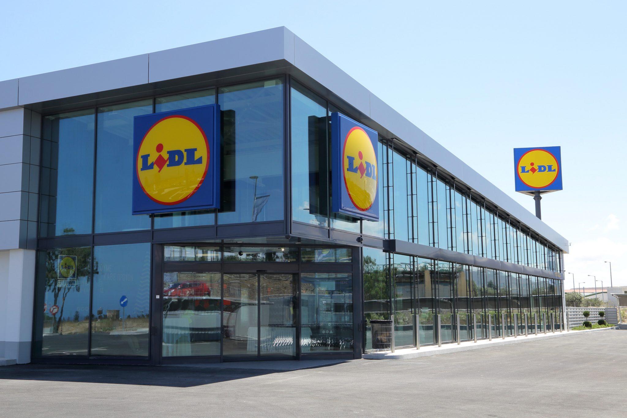Νέο κατάστημα στη Λάρισα από την Lidl