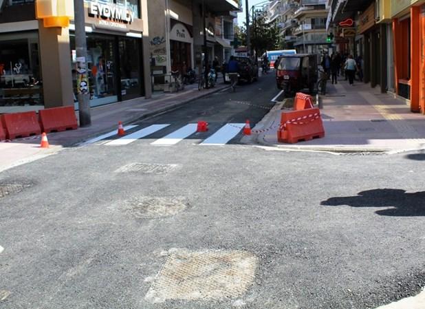 Kλείνει για ένα μήνα τμήμα της οδού Μανδηλαρά