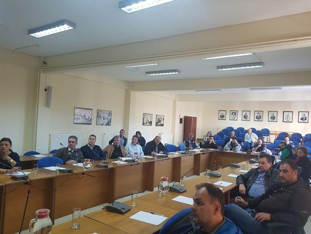 Συνεργασία Δήμου και εμπόρων για το Open Mall στην Ελασσόνα