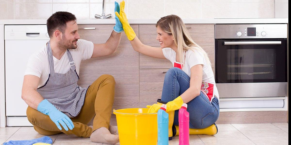 1 8 - Trabajo para limpiar casas ...