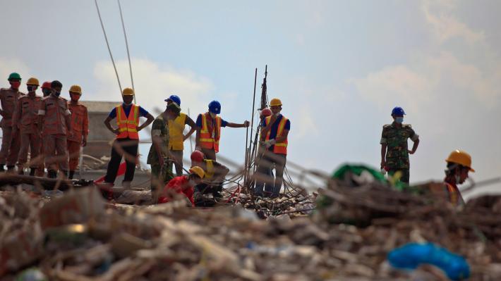 Βρέθηκαν τα πτώματα 16 εργατών