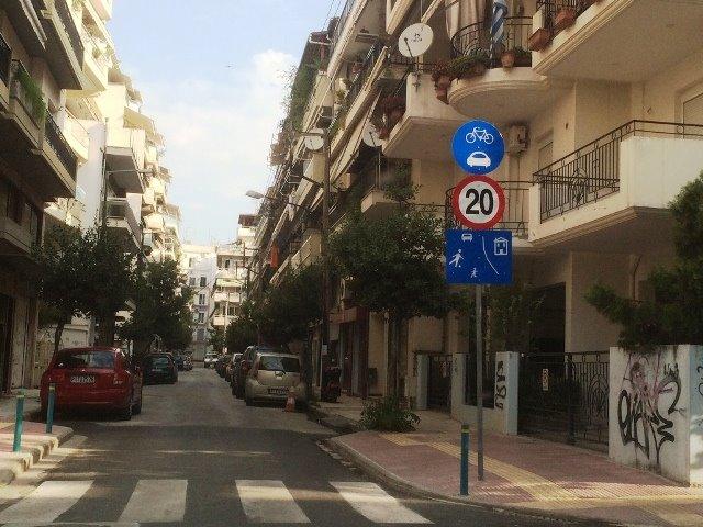 Δρόμος «καρμανιόλα» η παλαιά εθνική Λάρισας - Θεσσαλονίκης