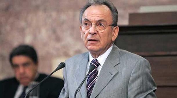 Πέθανε ο πρώην υπουργός της ΝΔ Δημήτρης Σιούφας