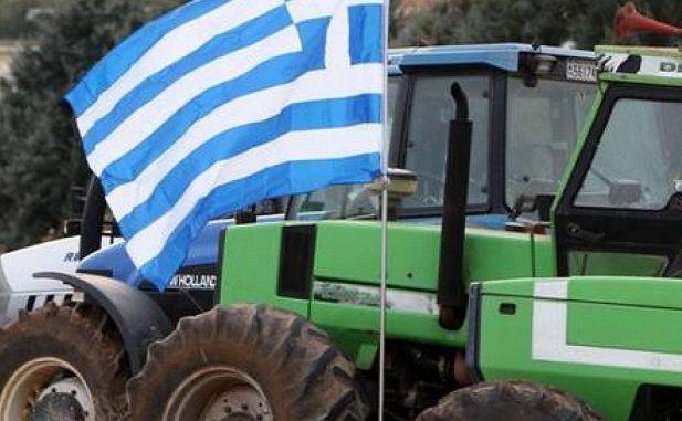 Βγάζουν τρακτέρ για τη Μακεδονία σήμερα στη Λάρισα
