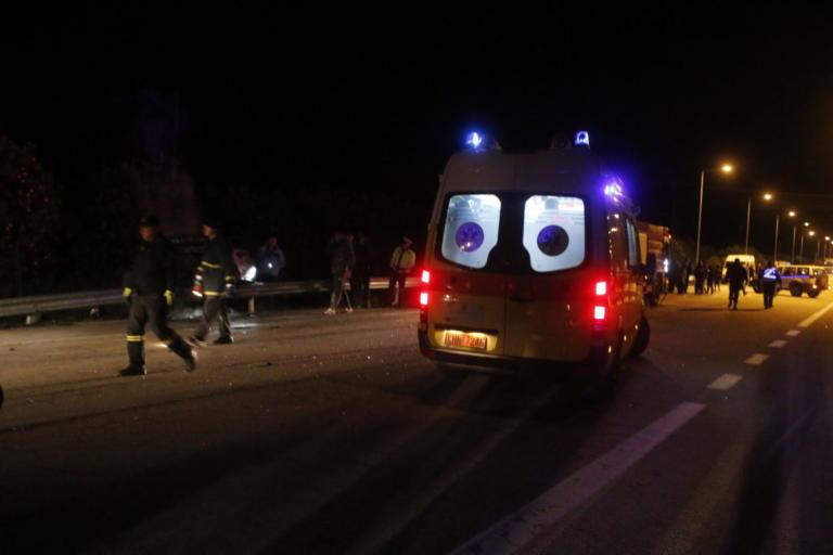 Τροχαίο δυστύχημα: Ένας νεκρός και μία σοβαρά τραυματίας