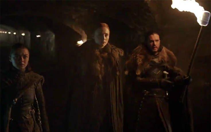 Η ημερομηνία που κάνει πρεμιέρα ο τελευταίος κύκλος του Game of Thrones