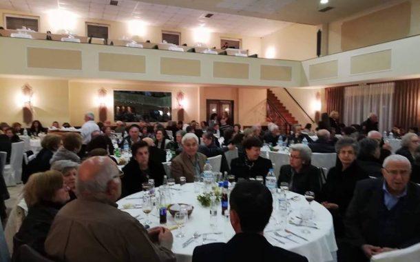 Εκδήλωση της UNESCO Ν. Λάρισας για τα άτομα της τρίτη ηλικίας του Δήμου Κιλελέρ (Φώτο)