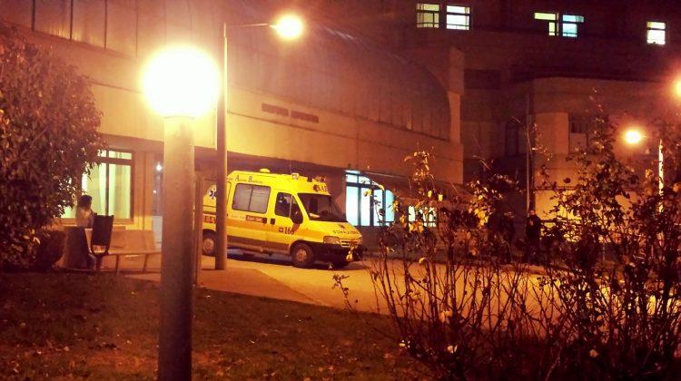 Χαμός χθες βράδυ στο Νοσοκομείο Τρικάλων