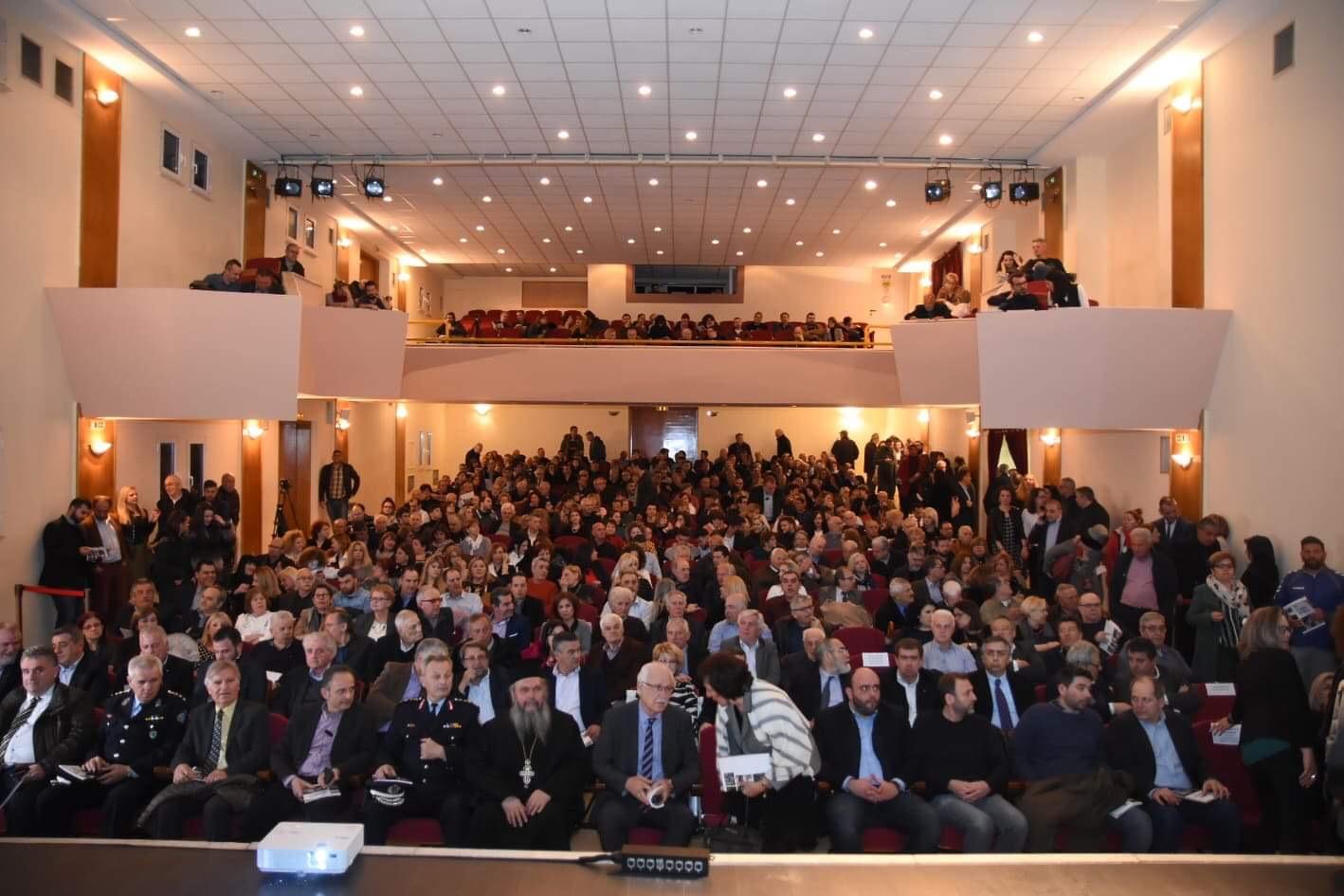 Απόστολος Καλογιάννης: Το Μαϊό θα κριθεί η απρόσκοπτη πορεία της πόλης στο μέλλον (Φώτο)