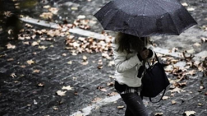 Έκτακτο δελτίο επιδείνωσης του καιρού - Έρχονται βροχές, καταιγίδες και χαλάζι - Πού θα χτυπήσει η κακοκαιρία