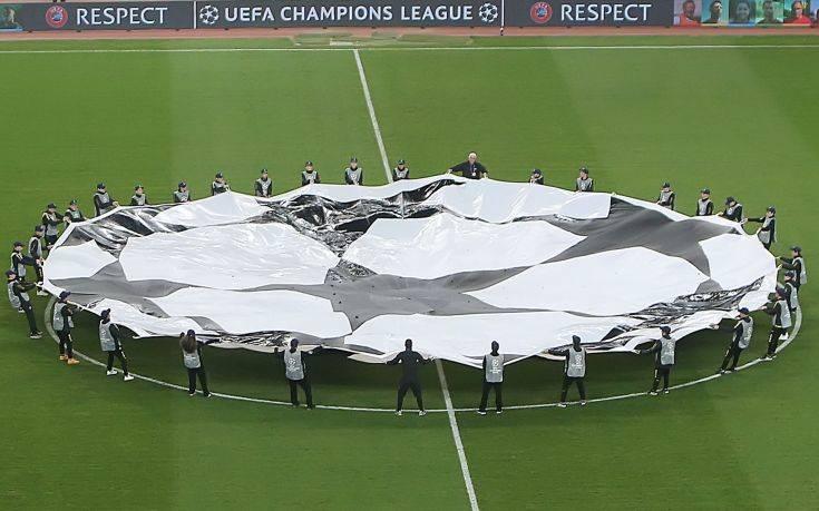 Αστυνομικοί πήγαν να δουν Champions League και τους έκλεψαν τα όπλα