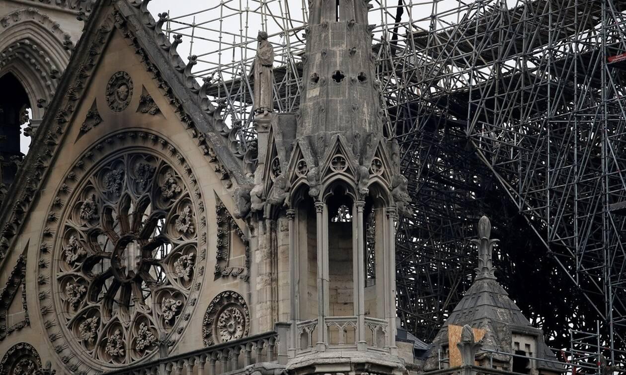 Παναγία των Παρισίων: Ξεπέρασαν τα 750 εκατομμύρια ευρώ οι δωρεές για την αποκατάσταση
