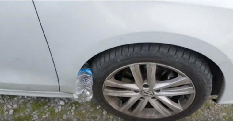 Οδηγοί, προσοχή: Αν δείτε αυτό το πράγμα στο αυτοκίνητό σας, κάποιος σας έχει βάλει στο μάτι