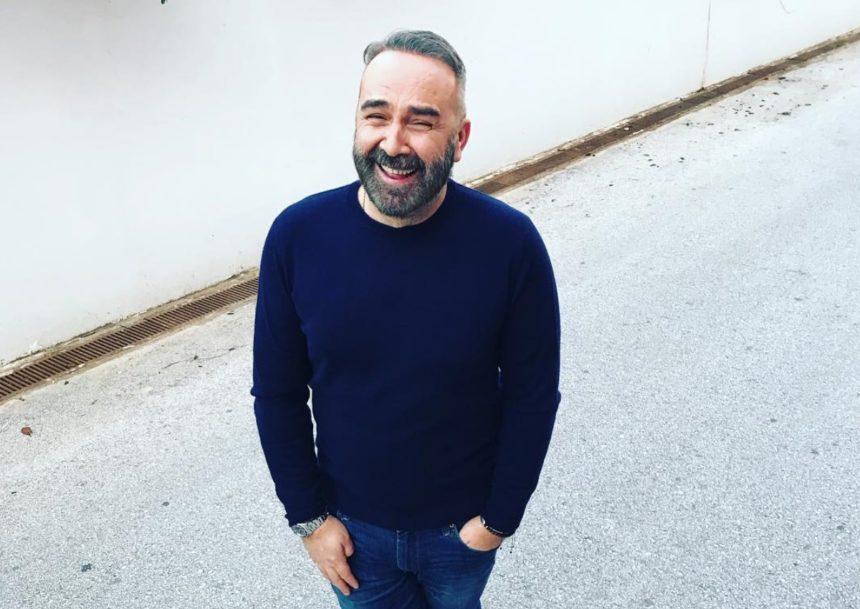 Γρηγόρης Γκουντάρας: Η φωτογραφία από το μποστάνι του στο Λαγονήσι!