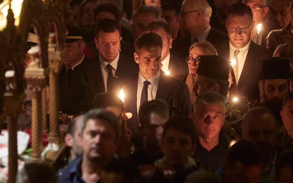 Κυρ. Μητσοτάκης: Το φως της Ανάστασης να δείξει τον δρόμο για μια καλύτερη Ελλάδα